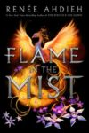 flame in the mist renee ahdieh cover art book haul