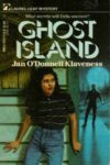 ghost island jan o'donnell klaveness cover art book haul