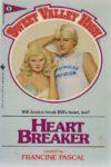 heart breaker francine pascal cover art book haul