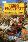 interesting times terry pratchett cover art book haul