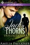 jack of thorns inheritance amelia faulkner cover art book haul