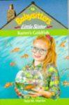 karen's goldfish ann m martin cover art book haul