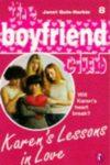 karen's lessons in love janet quin-harkin cover art book haul