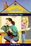 karen's new year ann m martin cover art book haul