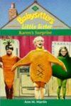 karen's surprise ann m martin cover art book haul