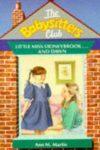 little miss stoneybrook... and dawn ann m martin cover art book haul
