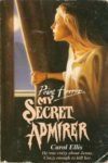 my secret admirer carol ellis cover art book haul