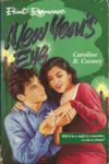 new year's eve caroline b cooney cover art book haul