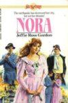 nora jeffie ross gordon cover art book haul