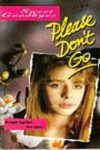 please don't go katherine applegate cover art book haul