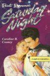 saturday night caroline b cooney cover art book haul