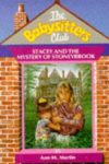 stacey and the mystery of stoneybrook ann m martin cover art book haul