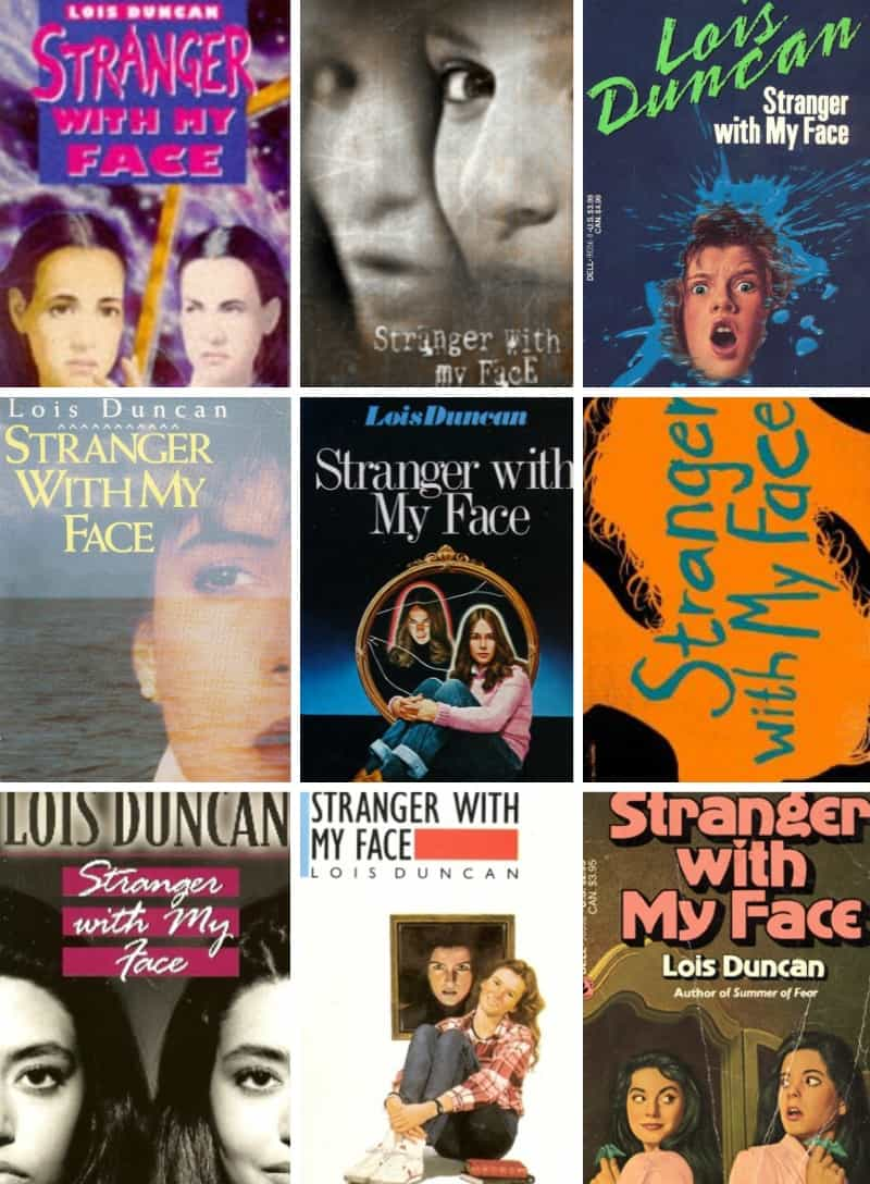 stranger with my face lois duncan teen thriller writer books