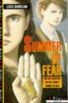 summer of fear lois duncan plus cover art book haul