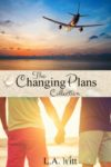 the changing plans collection l a witt cover art book haul