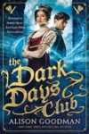 the dark days club alison goodman cover art book haul