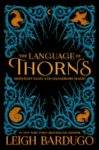 the language of thorns leigh bardugo cover art book haul