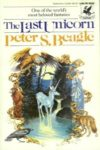 the last unicorn peter s beagle cover art book haul