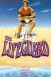 the life guard richie tankersley cusick cover art book haul