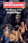 the mystery of the coughing dragon nick west cover art book haul