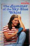 the summer of the sky-blue bikini jill ross klevin cover art book haul