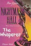 the whisperer diane hoh cover art book haul