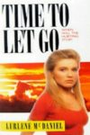 time to let go lurlene mcdaniel cover art book haul