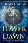 tower of dawn sarah j maas cover art book haul