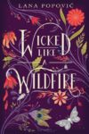 wicked like a wildfire lana popovic cover art book haul