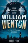 william wenton and the luridium thief bobbie peers cover art book haul