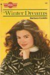 winter dreams barbara conklin cover art book haul