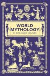 world mythology mark daniels cover art book haul