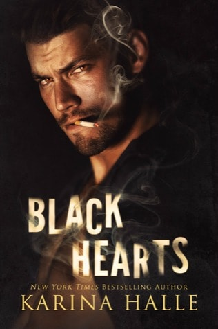 black hearts cover art break