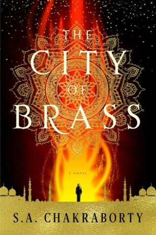 city of brass cover art break