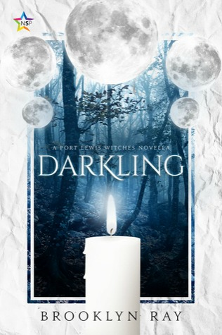 darkling cover art christmas haul