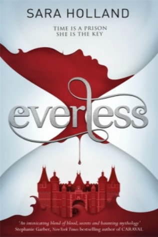 everless cover art christmas haul