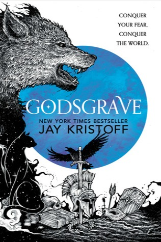 godsgrave cover art christmas haul