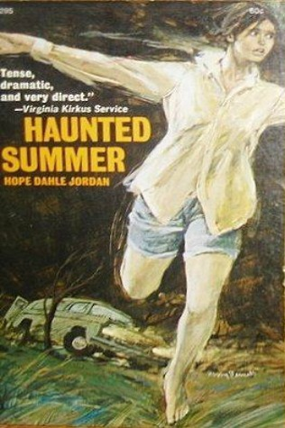 haunted summer cover art christmas haul