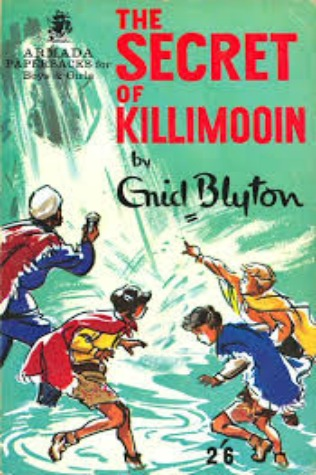 the secret of killimooin cover art christmas haul