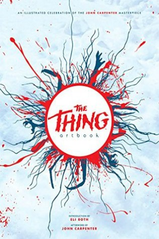 the thing artbook cover art christmas haul