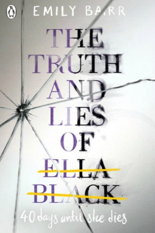 the truth and lies of ella black cover art christmas haul
