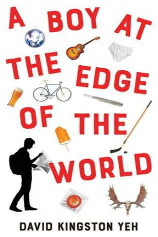 a boy at the edge of the world cover art january book haul