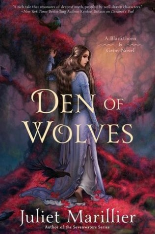 den of wolves cover art january book haul
