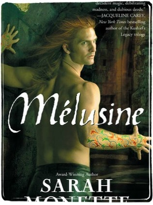 melusine cover fantasy gem