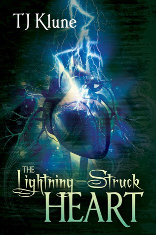 the lightning-struck heart cover art january book haul
