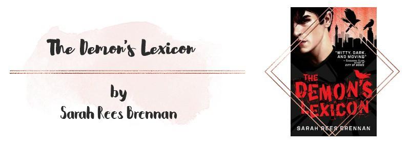 the demon's lexicon books