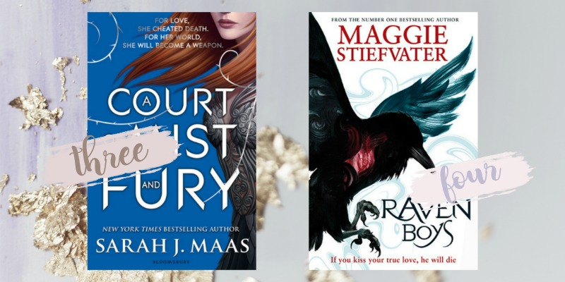 hype books acomaf raven cycle
