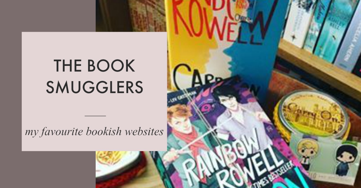 bookish websites