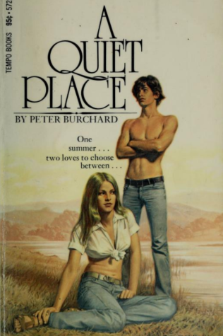 A Quiet Place by Peter D. Burchard