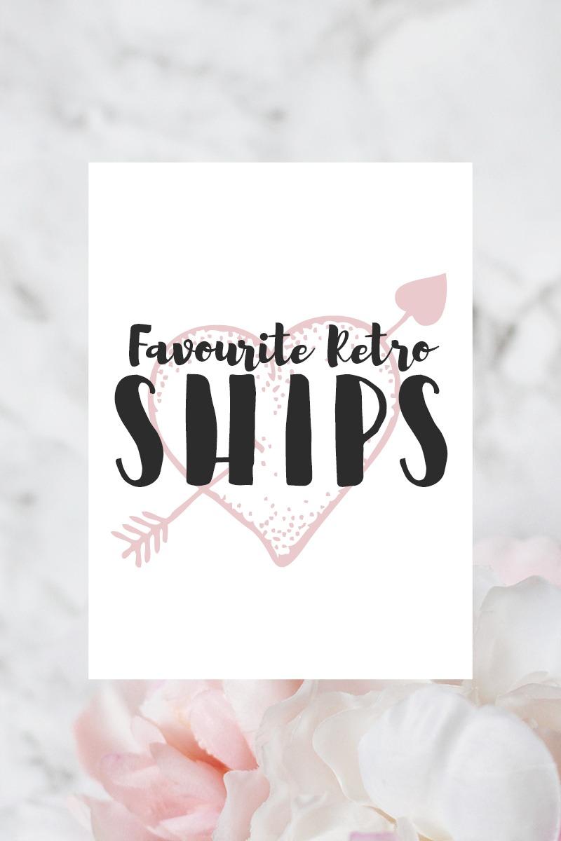 retro ships